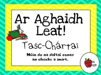 Ar Aghaidh Leat! - Cluiche Foghlama // Ar Aghaidh Leat! -