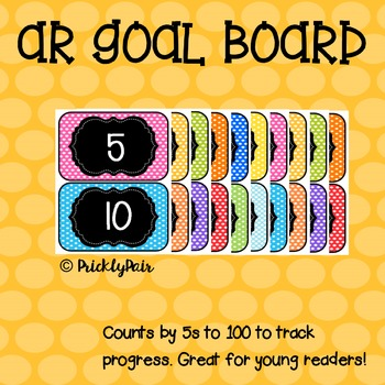 AR Board Point Tracker Counting by 5s