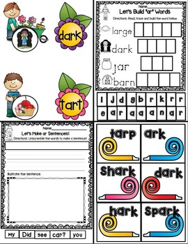 Ar Like in Party (Bossy R/R Controlled Vowel Series: AR Edition)