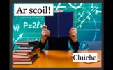 Ar Scoil - Gaeilge - Cluiche - At School - Irish - Game