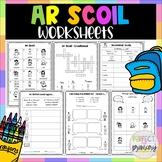 Ar Scoil Worksheet Pack - Gaeilge worksheets - 10+ activities