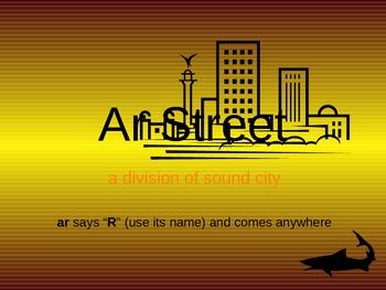 Ar Street (Sound City)