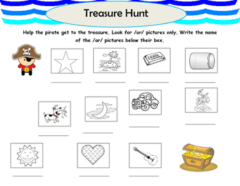 Ar Treasure Hunt