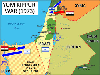 Arab-Israeli Conflict Ancient to Modern Times  (Reading & Review Questions)