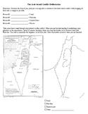 Arab-Israeli Conflict deliberation