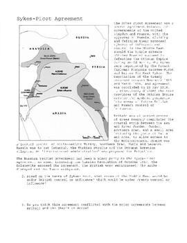 Arab_Israeli Conflict DBQ (Broken Promises)