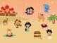 Arabian Nights - A 2 Part Rhythm Challenge to Practice Ta,