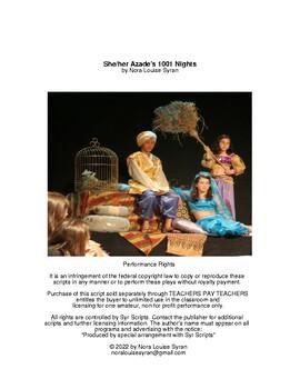 Drama Play Script: Arabian Nights