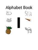 Arabic Alphabet Alif Book