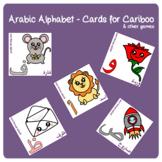 Cariboo - Arabic Alphabet | الأحرف العربيّة | works with C