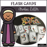 Arabic Letter Flash Cards