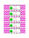 Arabic English Brag Bracelets Girls