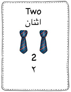 Arabic/English Numbers 1-10