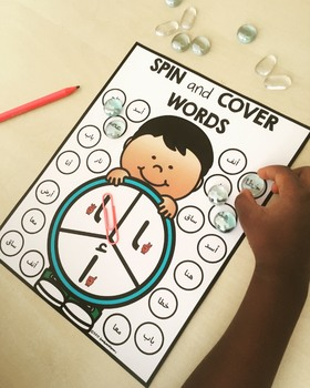 Arabic Letter Forms Spin and Cover