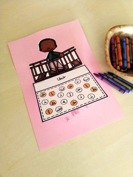 Arabic Letter Forms Spot and Dot: Interactive Notebook