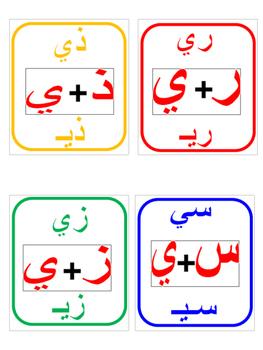 Arabic Long Vowels Flashcards(Part III)