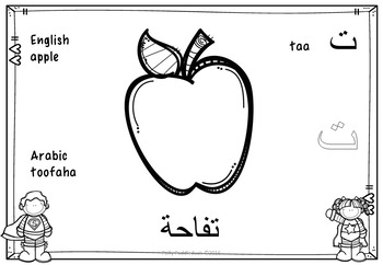 Arabic Phonics for Foreign Language/Second Language Learners