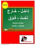 "Arabic Positional Words ""Inside, Outside, Above, Under"""