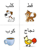 Arabic Sight Word Flash Cards - Learn The Words