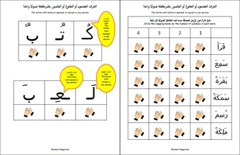 Arabic Syllables Made Easy