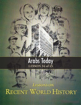 Arabs Today (Arab World Challenges) RECENT WORLD HISTORY LESSON 34/45, Game+Quiz