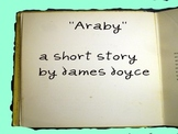 """Araby"" a short story by James Joyce from Dubliners"
