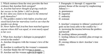 Arachne Characterization with Demonstration of learning and Tiered Assignment