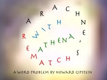 Arachne's Rematch with Athena