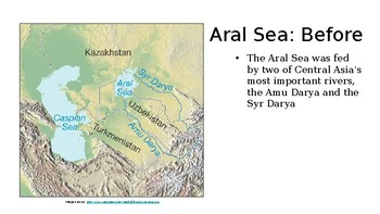 Aral Sea Slideshow