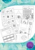 Arbeitsblätter und Lap book Vorlagen zum Kinderbuch der Re