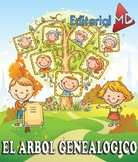 Árbol Genealógico para Niños MATERIAL PARA IMPRIMIR