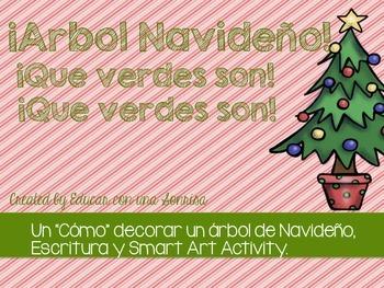 ¡Arbol Navideño!