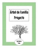 Arbol de Familia Proyecto: create a family tree in Spanish