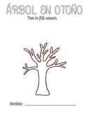 Arbol en otoño - Tree in fall season