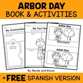 Mini Book and Activities - Arbor Day