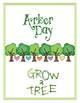 Arbor Day Activities