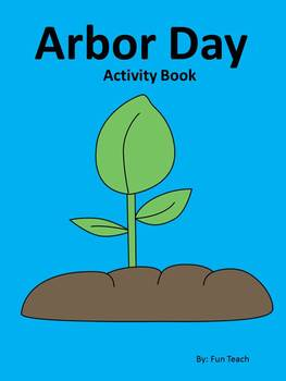 Arbor Day Activity Book