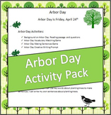 Arbor Day Activity Pack