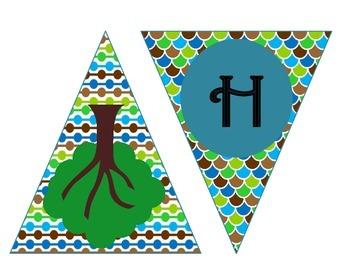 Arbor Day Banner