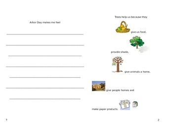 Arbor Day Booklet