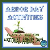 Arbor Day ELA Activities