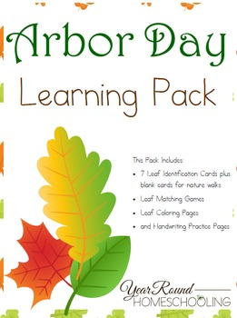 Arbor Day Learning Pack