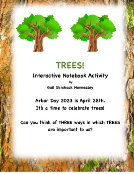 TREES! (Let's Learn about TREES!)Freebie