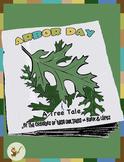 Arbor Day Mini Book - A Tree Tale