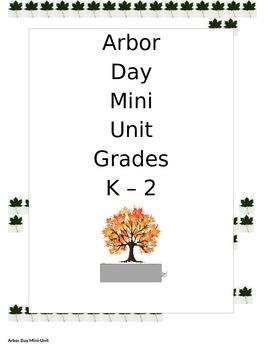 Arbor Day Mini-Unit