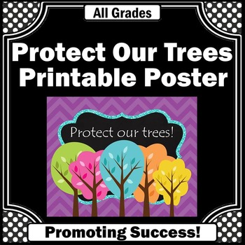 Earth Day Poster, Science Classroom Decor  8x10 or 16x20