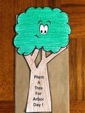 Arbor Day Tree Puppet