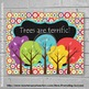 Earth Day Poster Trees are Terrific Printable Science Clas