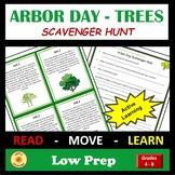 Arbor Day / Trees Scavenger Hunt