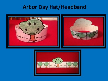 Arbor Day/Earth Day Hat